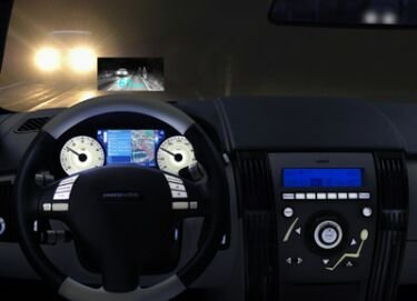 NightVision, el sistema de visión nocturna de Siemens