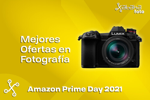 Amazon Prime Day 2021 Fotografía: las mejores ofertas de hoy en cámaras de fotos, móviles, objetivos y accesorios (21 de junio)