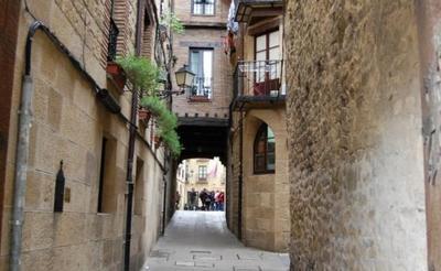 Laguardia, un paraíso medieval entre viñedos