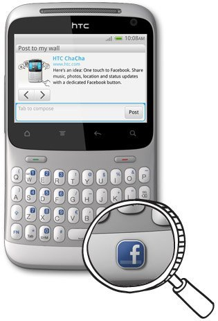 HTC podría estar tras el próximo teléfono de Facebook para mediados del 2013