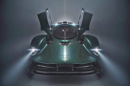 Aún más exclusivo: hay un Aston Martin Valkyrie descapotable en camino, y se va a presentar en dos semanas