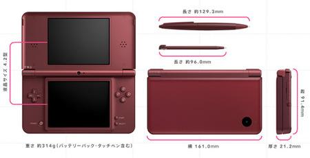 DSi XL será el nombre de la nueva portátil de Nintendo en Europa