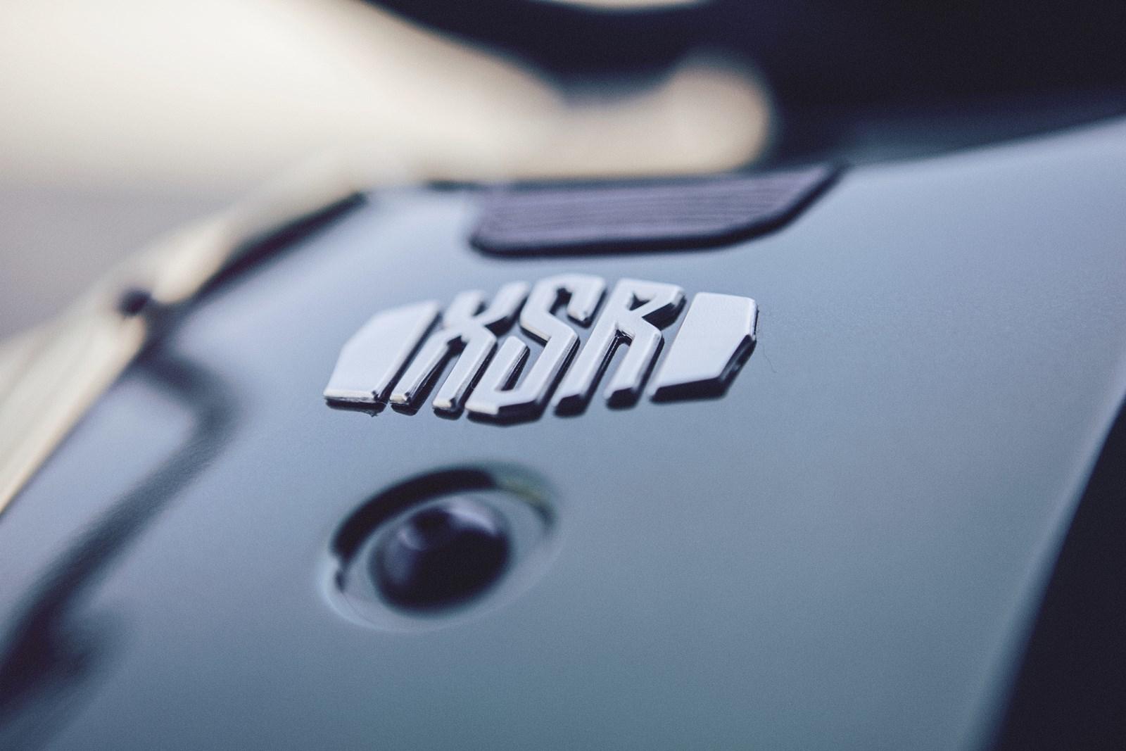 Foto de Yamaha XSR700 en acción y detalles (40/41)