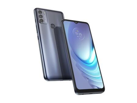 Moto g50: conectividad 5G, pantalla de 90 Hz y batería de 5,000 mAh para la gama media más económica de Motorola