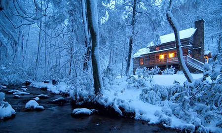 Boone Creek Cabin 2 Mejores Cabananas De Montana Del Mundo