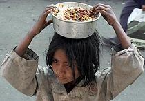 Cunas para abandonar a las niñas en la India