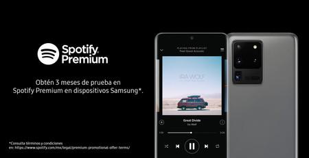Spotify Premium Gratis Samsung Galaxy