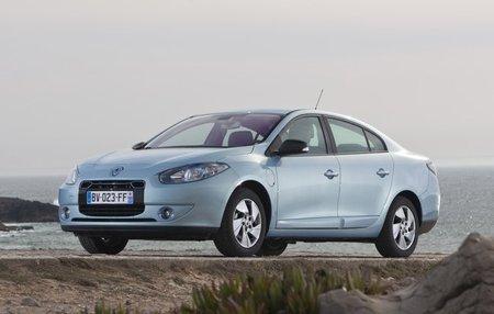 Se cierra la producción del Renault Fluence Z.E.
