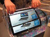 Fujitsu QH55/M y QH77/M, tablets resistentes al polvo y al agua, con Windows 8.1
