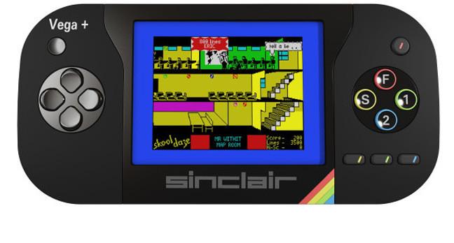 El ZX Spectrum resucitará el mes que viene como consola portátil con 1.000 juegos preinstalados