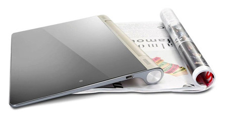 Lenovo Yoga Tablet, hasta 18 horas de batería