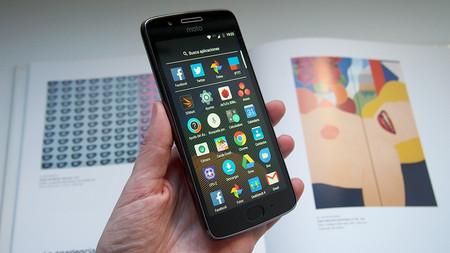 Moto G5 Apps