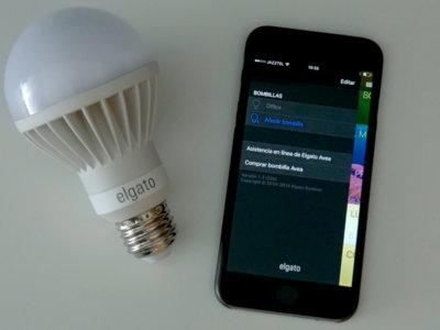 avea de elgato, una bombilla conectada con la que crear ambientes lumínicos