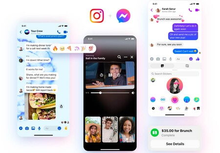 Messenger Instagram