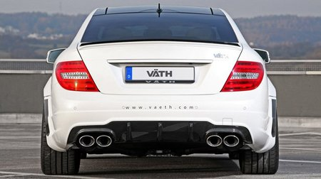 Väth Mercedes-Benz C63 AMG Coupé Supercharged