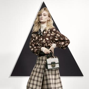 Alicia Vikander, Chloe Grace Moretz, Sophie Turner: Louis Vuitton triunfa con un casting estelar en el lookbook Pre-Fall 2019