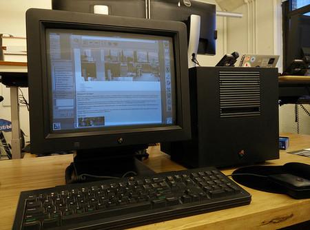 Un ordenador NeXT