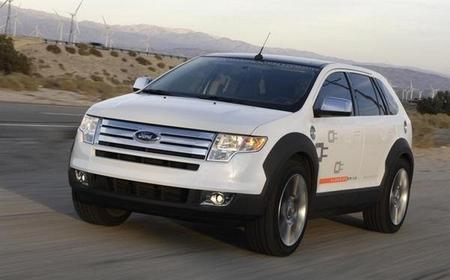 Ford Edge 2007 Híbrido enchufable e hidrógeno