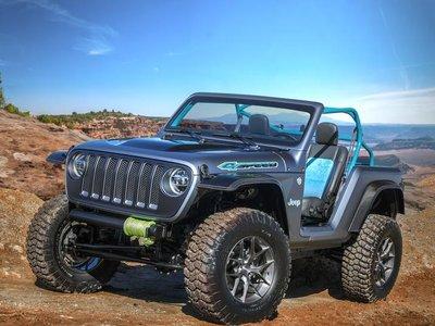 Vámonos de safari con Jeep, y veamos que vehículos concepto tiene preparados