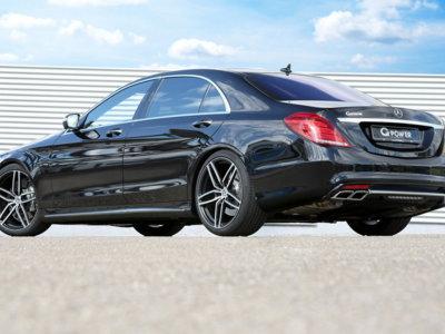G-Power Mercedes-Benz S 63 AMG, hasta los 705 CV