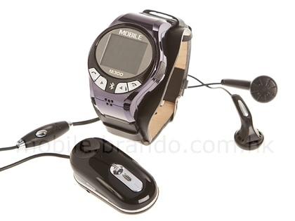 Mobile M300, el reloj-teléfono móvil