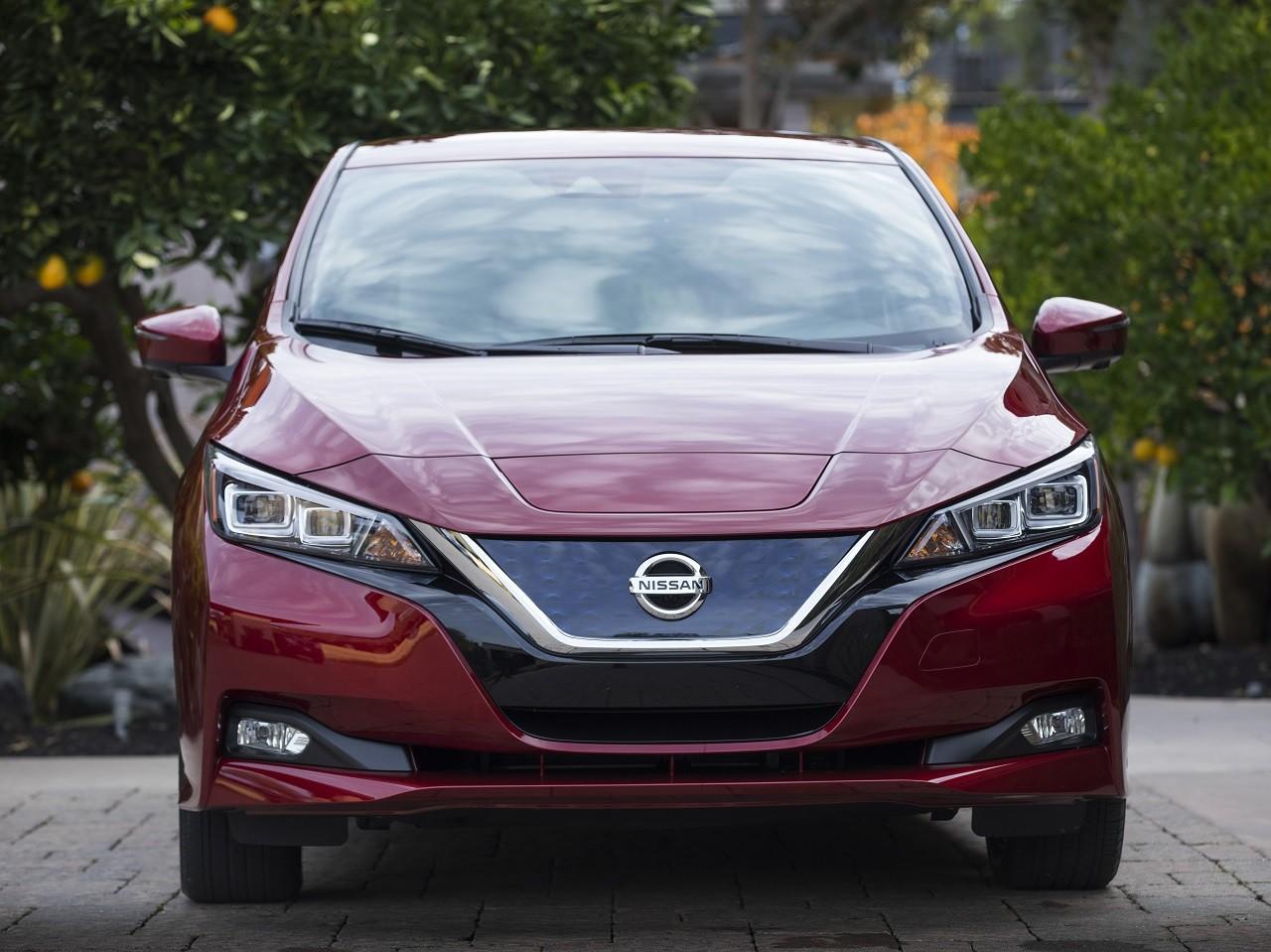 Foto de Nuevo Nissan LEAF 2019 en México (8/13)