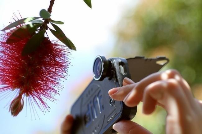 iphone 5 como cámara de fotos