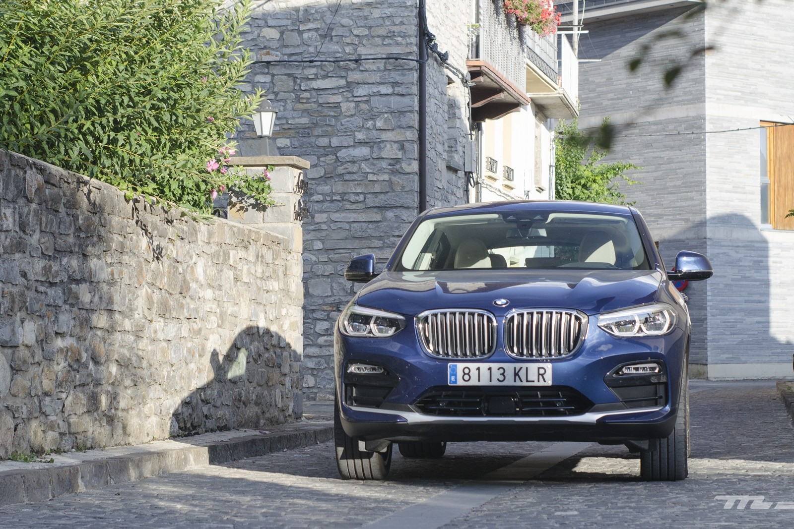 Foto de BMW X4 2018, prueba (34/65)