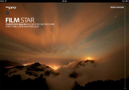 Nikon Europa presenta la versión para iPad de su revista para profesionales, Nikon Pro