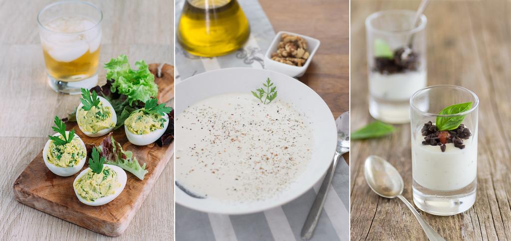 No todo es carne en la dieta keto: 27 recetas vegetarianas que tienen cabida en esta dieta para bajar de peso