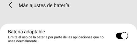 Batería Adaptable