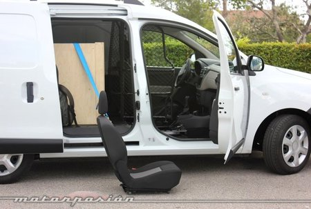 Precios del Dacia Dokker Van