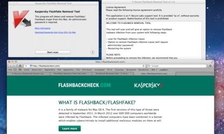 F-Secure y Kaspersky lanzan herramientas para detectar y eliminar el troyano Flashback