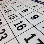 Publicado el calendario de días inhábiles 2019 de la administración