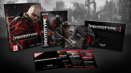 'Prototype 2': así es la Blackwatch Collector's Edition