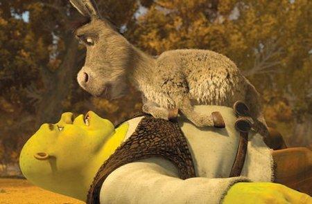 Taquilla USA: Shrek aguanta fente al sexo y el príncipe de persia