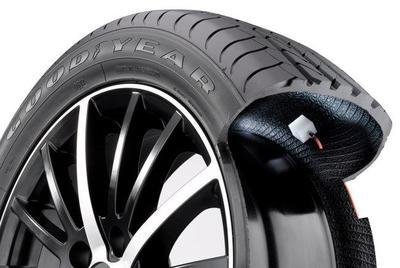 Neumáticos autoinflables de Goodyear, mejor innovación de 2012 en Motorpasión