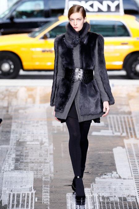 DKNY en la Semana de Nueva York