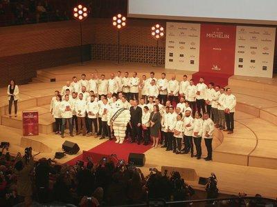 Michelin presenta su Guía de Francia (y acepta, por vez primera, la renuncia de un chef)