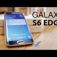 Samsung Galaxy S6 Edge, prueba (con vídeo)