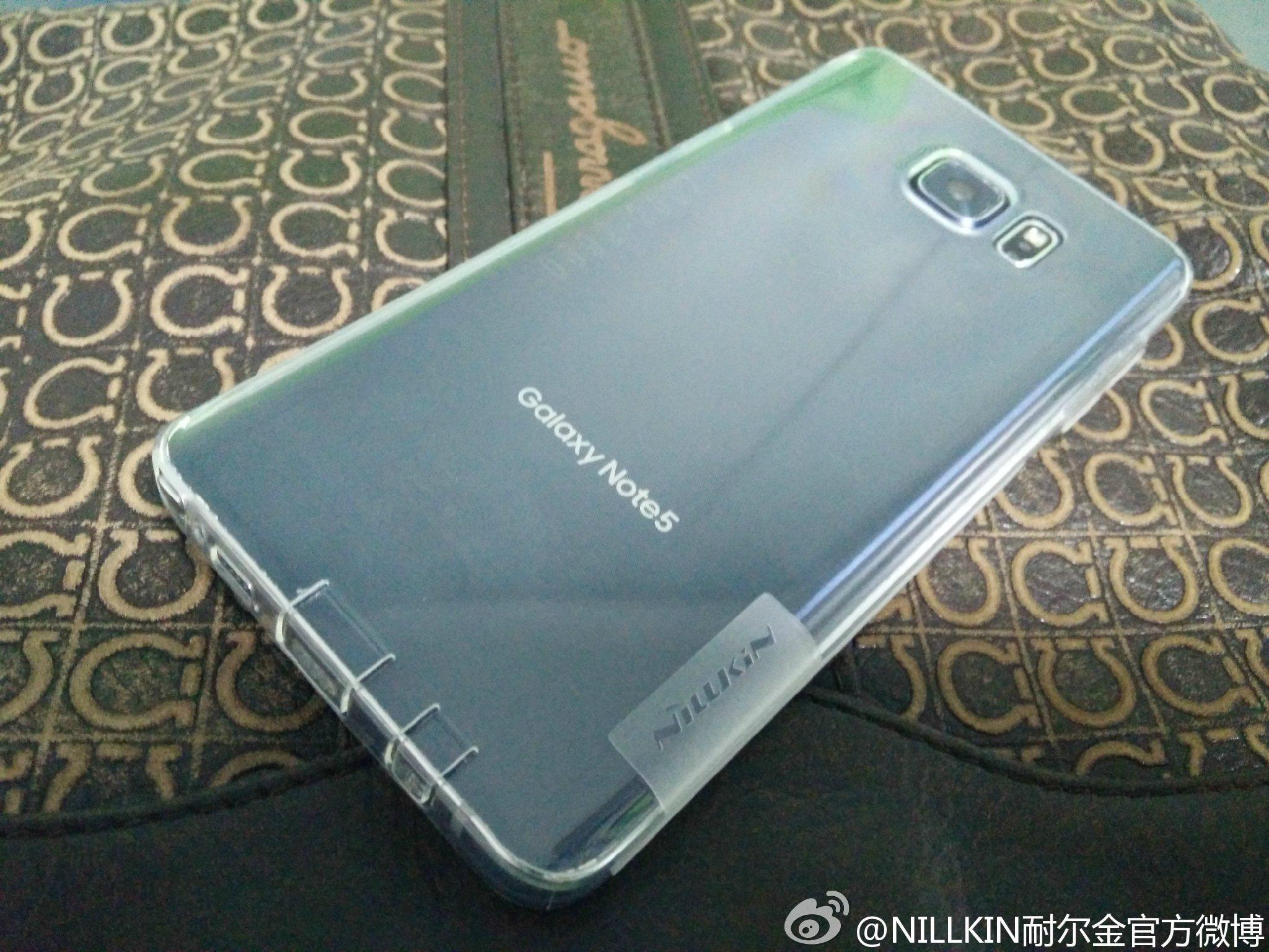 Foto de Galaxy Note 5, imágenes filtradas (2/6)