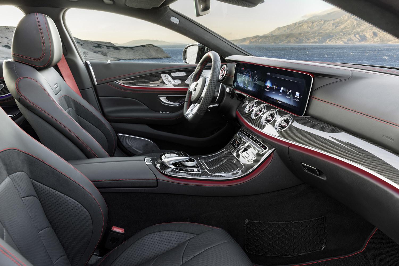 Foto de Mercedes-AMG CLS 53 4Matic+ (17/20)
