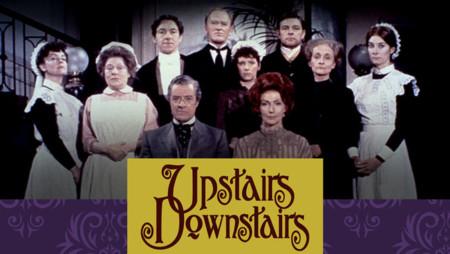 Upstairs Downstairs Dvd