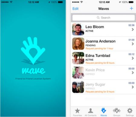 Wave, una nueva forma de compartir tu ubicación con tus contactos en tiempo real
