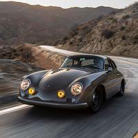 El Porsche 356B Cabrio de Emory Motorsports es un espectacular restomod, tan bonito como liviano