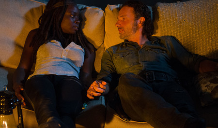 Michonne Out 5