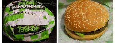 Probamos la nueva hamburguesa vegetariana de Burger King (y comprobamos que se hace en la misma parrilla que las Whopper de carne)