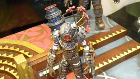 Los detalladísimos muñecos de 'BioShock 2'