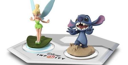 Tinker Bell y Stitch aparecerán en Disney Infinity 2.0