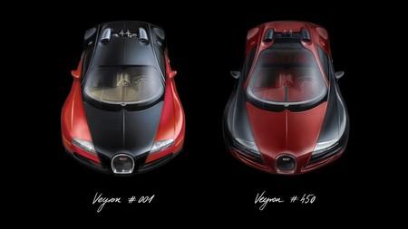 Bugatti Veyron Design Sketch Front